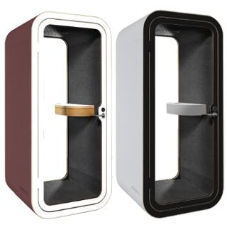Framery Phone Booth Akustikform Produkte Fur Schallschutz Und
